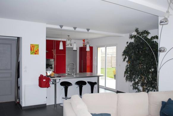 Maison+Terrain à vendre .(97 m²)(COULAINES) avec (Maisons Phénix Le Mans)