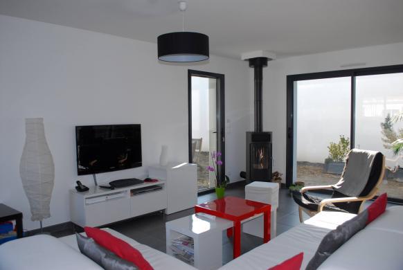 Maison+Terrain à vendre .(100 m²)(COULANS SUR GEE) avec (Maisons Phénix Le Mans)
