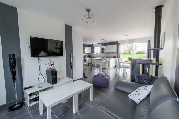 Maison+Terrain à vendre .(90 m²)(ARNAGE) avec (Maisons Phénix Le Mans)