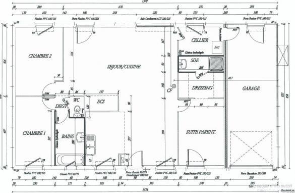Maison+Terrain à vendre .(100 m²)(ARTHEZE) avec (Maisons Phénix Le Mans)