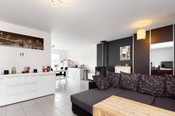 Maison+Terrain à vendre .(110 m²)(CROSMIERES) avec (Maisons Phénix Le Mans)