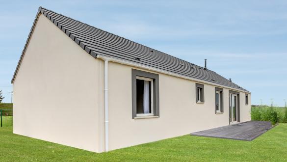Maison+Terrain à vendre .(93 m²)(CHANGE) avec (Maisons Phénix Le Mans)