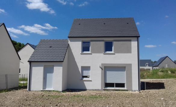 Maison+Terrain à vendre .(90 m²)(LE MANS) avec (Maisons Phénix Le Mans)