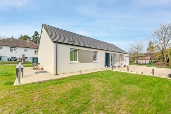 Maison+Terrain à vendre .(102 m²)(SAINT GEORGES SUR CHER) avec (Maisons Phénix Tours)