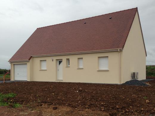 Maison+Terrain à vendre .(107 m²)(SORIGNY) avec (Maisons Phénix Tours)