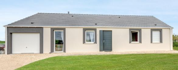 Maison+Terrain à vendre .(93 m²)(LANGEAIS) avec (Maisons Phénix Tours)