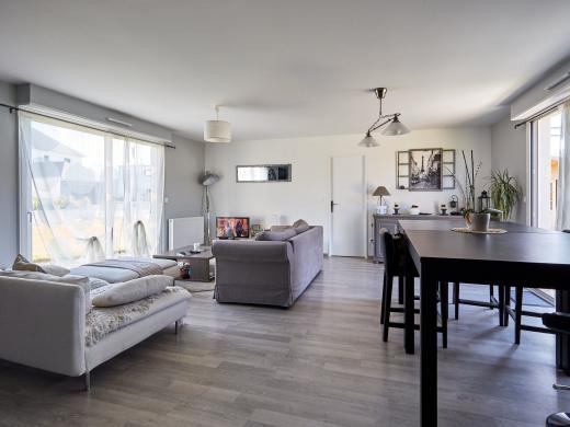 Maison+Terrain à vendre .(107 m²)(AUZOUER EN TOURAINE) avec (Maisons Phénix Tours)