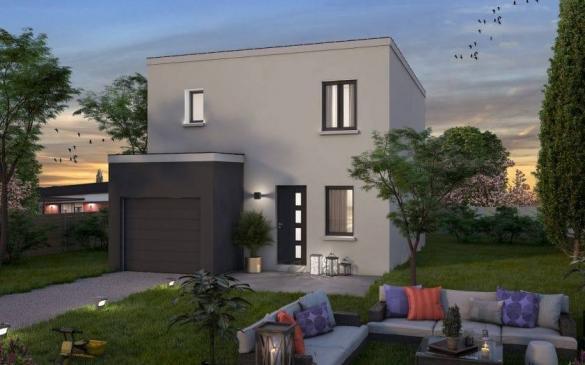 Maison+Terrain à vendre .(140 m²)(ORGEVAL) avec (COFIDIM MAISONS SESAME)