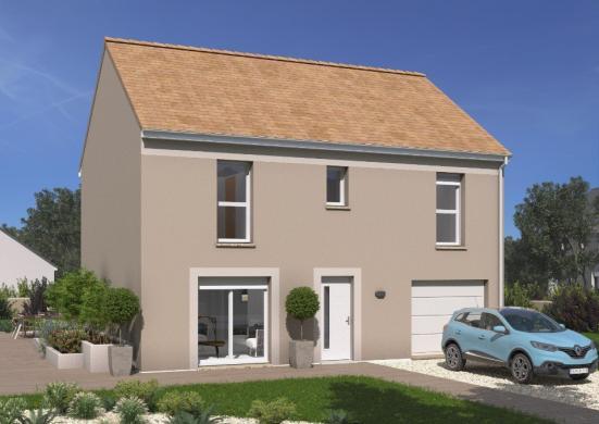 Maison+Terrain à vendre .(109 m²)(SAINT CHERON) avec (MAISONS FRANCE CONFORT)