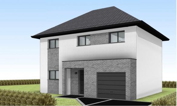 Maison+Terrain à vendre .(113 m²)(AUBIGNY EN ARTOIS) avec (HABITAT CONCEPT BETHUNE)