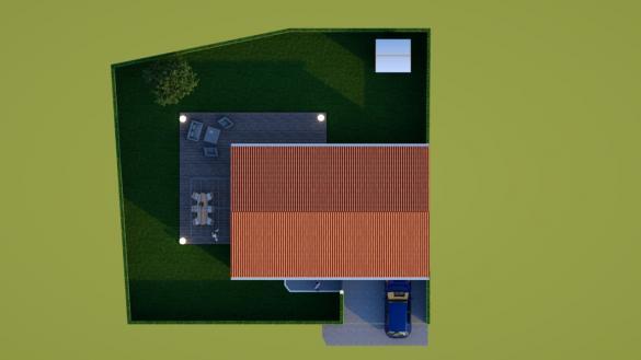 Maison+Terrain à vendre .(90 m²)(TAPONAS) avec (MAISONS AXIAL)