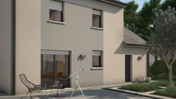 Maison+Terrain à vendre .(74 m²)(GISORS) avec (MAISONS FRANCE CONFORT)
