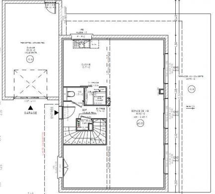 Maison à vendre .(142 m²)(VOIRON) avec (VOIRON CONSTRUCTIONS)