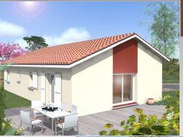 Maison à vendre .(85 m²)(PENOL) avec (VOIRON CONSTRUCTIONS)