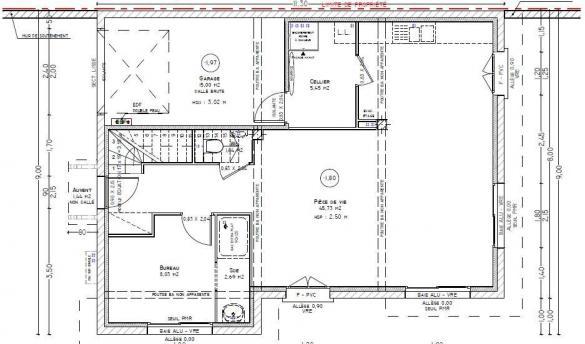 Maison à vendre .(112 m²)(LA MURETTE) avec (VOIRON CONSTRUCTIONS)