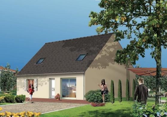 Maison à vendre .(83 m²)(RONQUEROLLES) avec (GROUPE LESTERLIN)