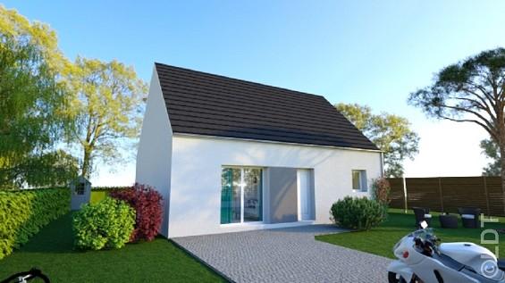 Maison à vendre .(70 m²)(AILLY SUR NOYE) avec (GROUPE LESTERLIN)
