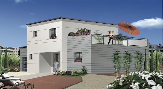 Maison à vendre .(102 m²)(SALOUEL) avec (GROUPE LESTERLIN)
