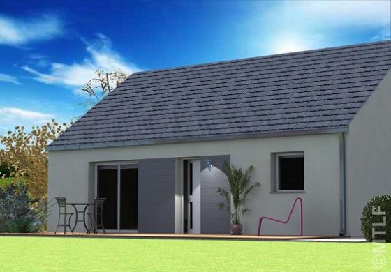 Maison à vendre .(70 m²)(SALOUEL) avec (GROUPE LESTERLIN)