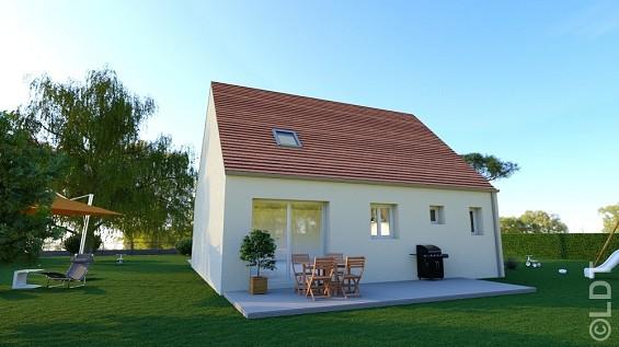Maison à vendre .(101 m²)(AILLY SUR SOMME) avec (GROUPE LESTERLIN)