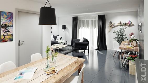 Maison à vendre .(77 m²)(FLESSELLES) avec (GROUPE LESTERLIN)