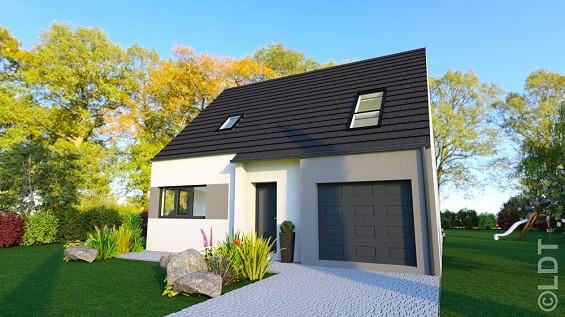 Maison à vendre .(91 m²)(AILLY SUR SOMME) avec (GROUPE LESTERLIN)