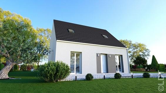 Maison à vendre .(93 m²)(FLESSELLES) avec (GROUPE LESTERLIN)