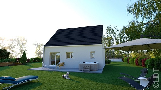 Maison à vendre .(93 m²)(RUMIGNY) avec (GROUPE LESTERLIN)