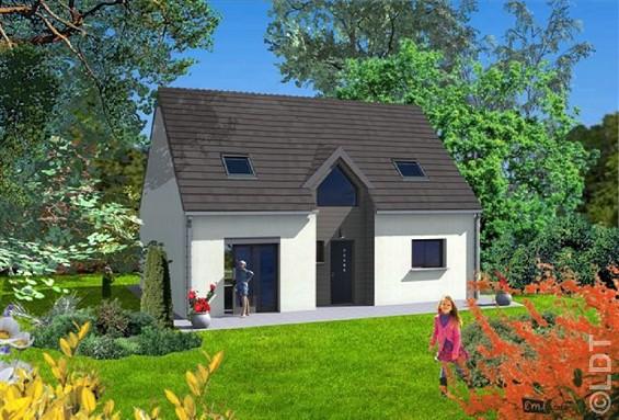 Maison à vendre .(103 m²)(RUMIGNY) avec (GROUPE LESTERLIN)