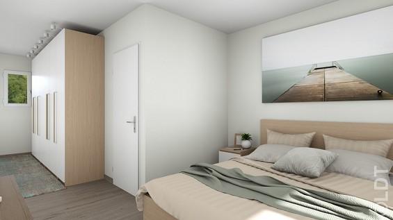 Maison à vendre .(93 m²)(GRATTEPANCHE) avec (GROUPE LESTERLIN)