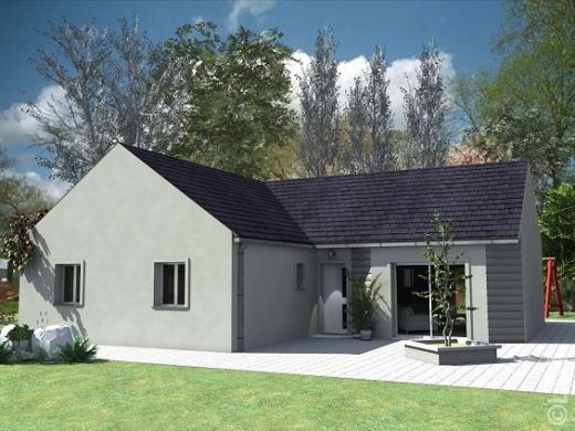 Maison à vendre .(85 m²)(RUMIGNY) avec (GROUPE LESTERLIN)