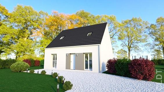 Maison à vendre .(93 m²)(CORBIE) avec (GROUPE LESTERLIN)