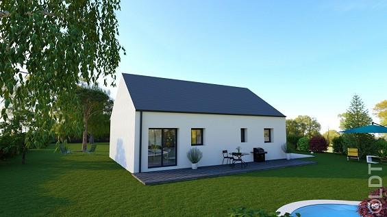 Maison à vendre .(79 m²)(CORBIE) avec (GROUPE LESTERLIN)