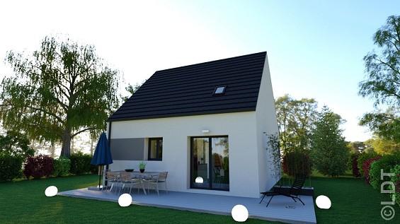 Maison à vendre .(57 m²)(AILLY SUR SOMME) avec (GROUPE LESTERLIN)
