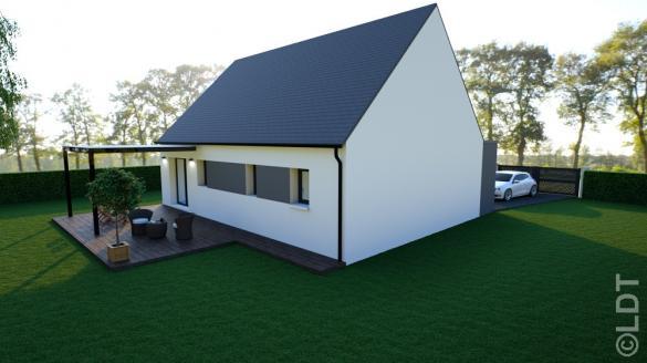 Maison à vendre .(70 m²)(ALBERT) avec (GROUPE LESTERLIN)