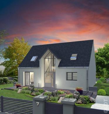 Maison à vendre .(104 m²)(NERY) avec (GROUPE LESTERLIN)