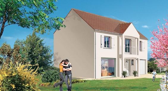 Maison à vendre .(110 m²)(VILLEPARISIS) avec (GROUPE LESTERLIN)