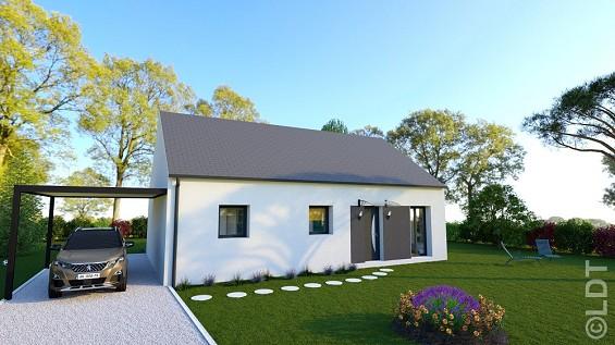 Maison à vendre .(79 m²)(YZEUX) avec (GROUPE LESTERLIN)