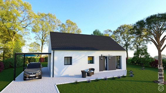 Maison à vendre .(79 m²)(FLERS SUR NOYE) avec (GROUPE LESTERLIN)