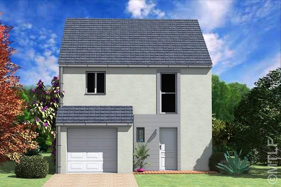 Maison à vendre .(76 m²)(CHAMPIGNY SUR MARNE) avec (GROUPE LESTERLIN)