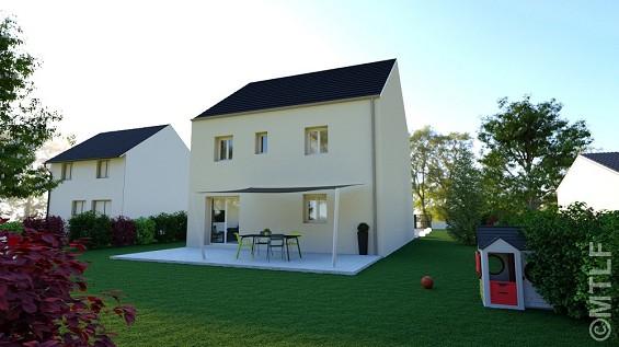 Maison à vendre .(95 m²)(COURPALAY) avec (GROUPE LESTERLIN)