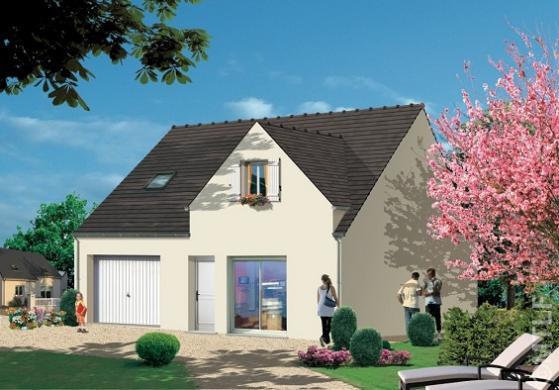 Maison à vendre .(88 m²)(NOISY LE GRAND) avec (GROUPE LESTERLIN)