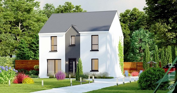 Maison à vendre .(117 m²)(MONTSOULT) avec (GROUPE LESTERLIN)
