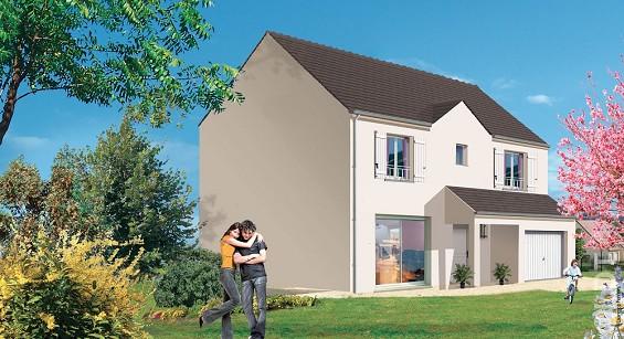 Maison à vendre .(111 m²)(CHELLES) avec (GROUPE LESTERLIN)