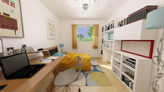 Maison à vendre .(125 m²)(DARVAULT) avec (GROUPE LESTERLIN)