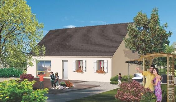 Maison à vendre .(100 m²)(DARVAULT) avec (GROUPE LESTERLIN)