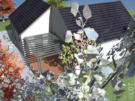 Maison à vendre .(85 m²)(PONT NOYELLES) avec (GROUPE LESTERLIN)