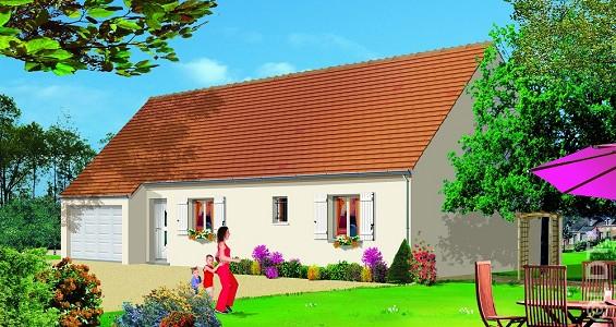 Maison à vendre .(87 m²)(AMIENS) avec (GROUPE LESTERLIN)