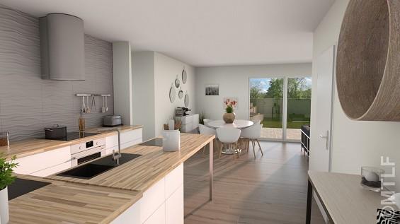 Maison à vendre .(87 m²)(VAIRE SOUS CORBIE) avec (GROUPE LESTERLIN)