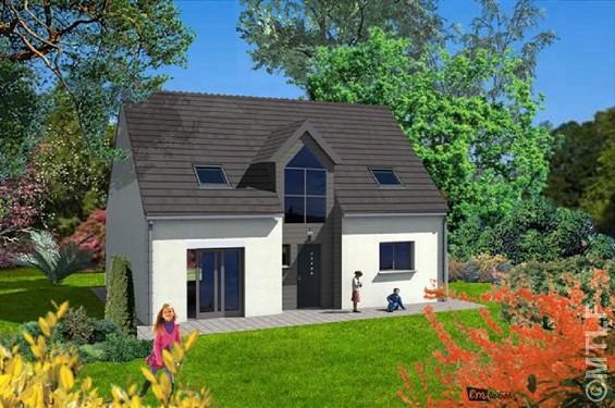 Maison à vendre .(104 m²)(AMIENS) avec (GROUPE LESTERLIN)